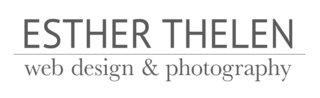 Esther Thelen Web Design & Photography
